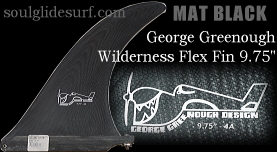 George Greenough WILDERNESS FLEX 9.75