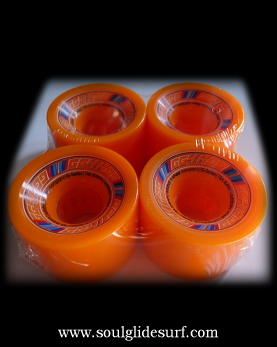 ウィール AutoBahn G series Orange 64mm 78a