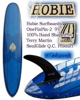 Hobie Surfboards One Fin Pin 2 9'6