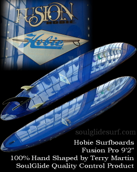 �����O�{�[�h Hobie Surfboards Fusion Pro 9'2