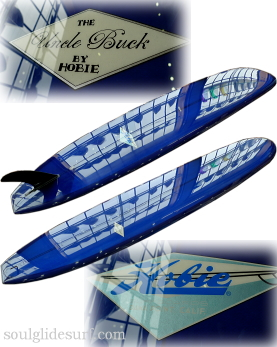 �����O�{�[�h Hobie Surfboards Uncle Buck 9'6