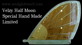 Velzy Half Moon Exotic Wood Collection by Glen 【受注生産】