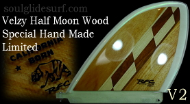Velzy Half Moon Exotic Wood Collection by Glen V2