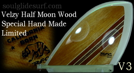 Velzy Half Moon Exotic Wood Collection by Glen V3