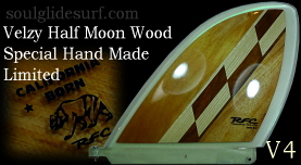 Velzy Half Moon Exotic Wood Collection by Glen V4