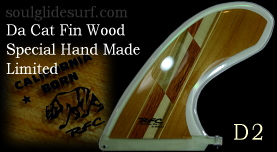 Da Cat Fin Exotic Wood Collection by Glen D2 【完売】