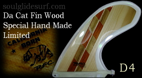 Da Cat Fin Exotic Wood Collection by Glen D4