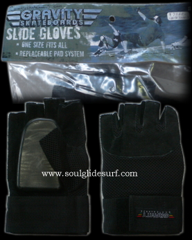 Gravity Slide Glove 08 NEW MODEL