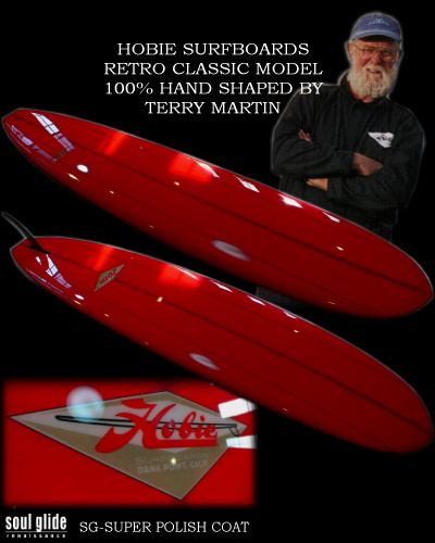 HOBIE-RETRO CLASSIC REDWOOD 3-STRINGER