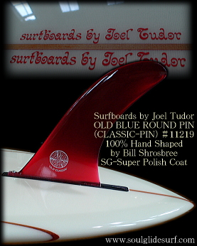 Joel Tudor  Old Blue Pin 10ft ���̏��i�͊������܂����i�Q�l�摜�j