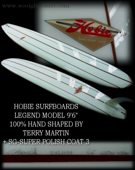 HOBIE LEGEND MODEL 9'6