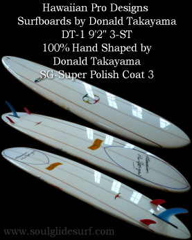 DT-1 (Speed Shape) 9'2