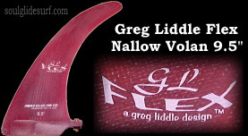 Greg Liddle Volan Flex Nallow 9.5