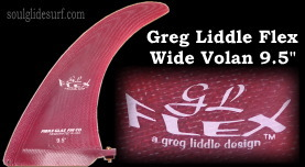 Greg Liddle Volan Flex Wide 9.5