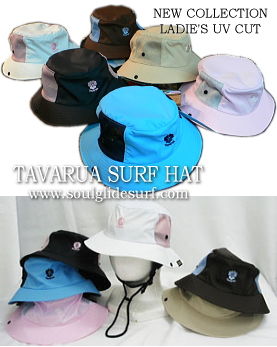 TAVARUA SURF HAT(タヴァルアサーフハット)LADIE'S UV-CUT