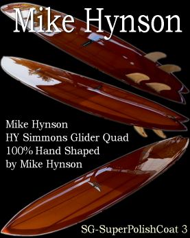 Mike Hynson / HY Simmons Glider Quad 9'6